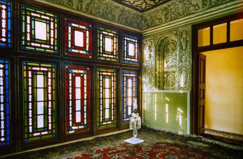 Casa de el Báb en Shiraz (Persia)